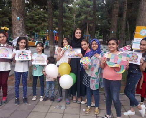 برگزاری جشن المر، کرمانشاه، خرداد 98