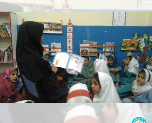 کتابخانه مکانی برای خواندن، گفتوگو و یادگیری مهارتها و ارزشهای زندگی