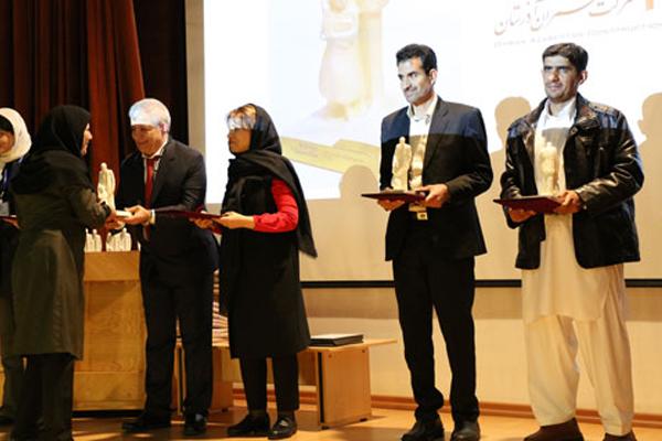 برندگان دومین دوره جایزه جبار باغچهبان