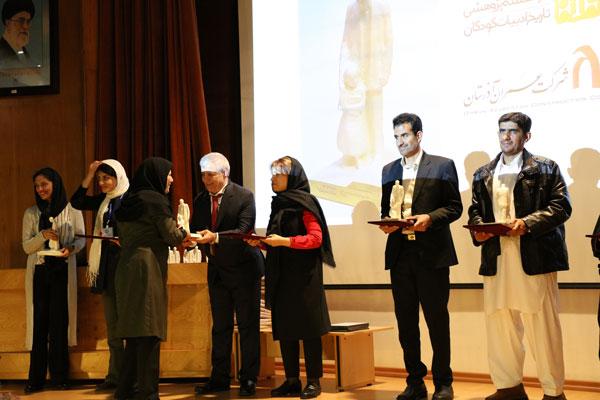 برندگان دومین دورهی جایزه جبار باغچهبان