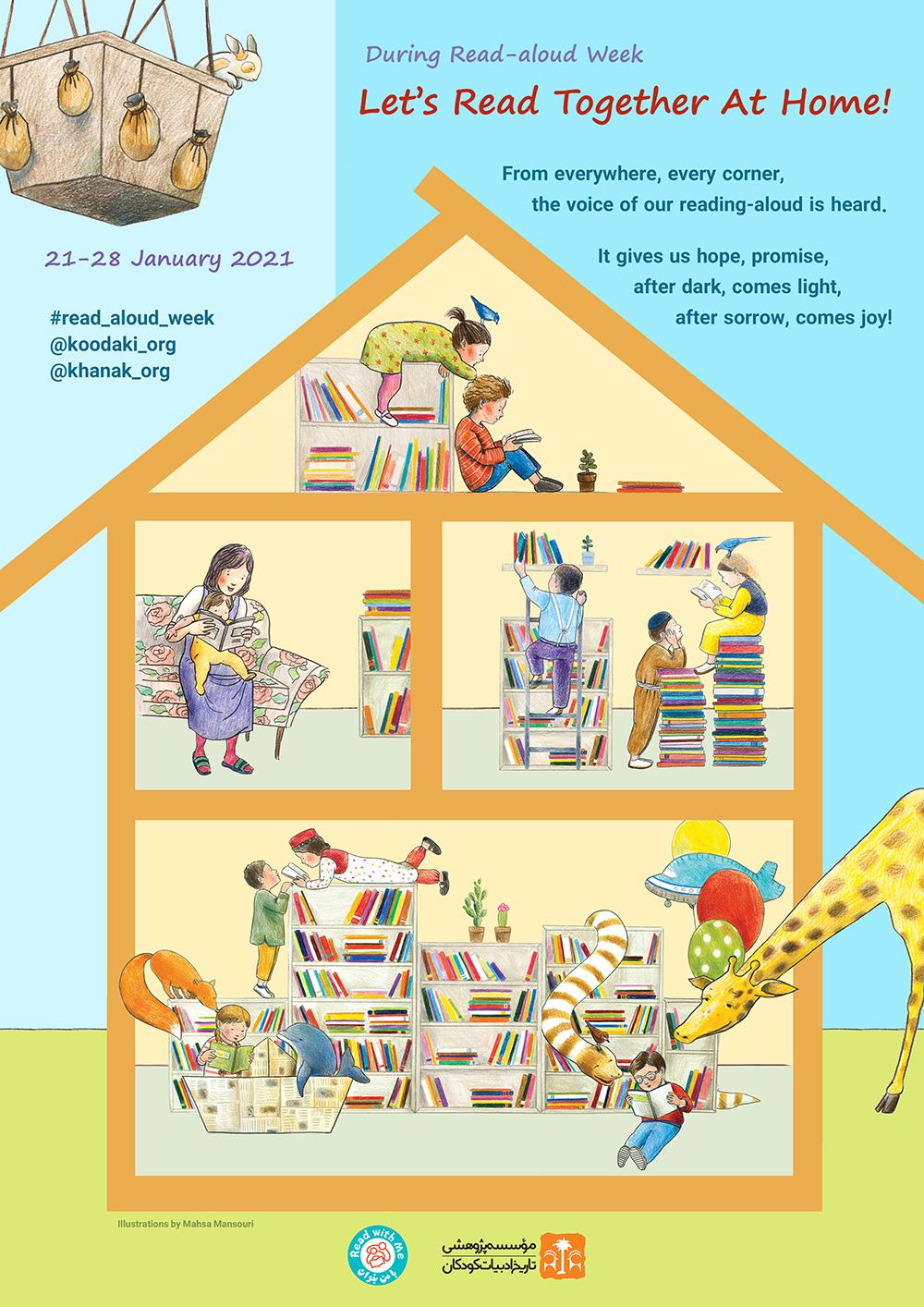 Read-aloud Week-21-28 January 2021-poster